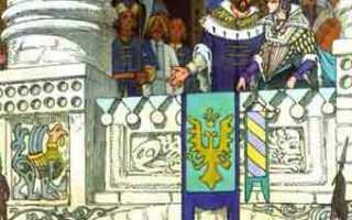 Вот царица, наряжаясь. Сказка о мертвой царевне и о семи богатырях Рубрика